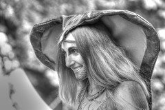 Castlefest 2015 (gill4kleuren - 16 ml views) Tags: fiction girls people music castle boys colors dancing gothic nederland science medieval event fantasy muziek celtic fest keukenhof costums lisse 2015 mgic thedolmen