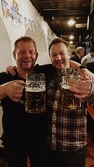 Cheers (Speckled Jim) Tags: beer stein