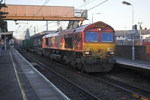 66158 at Stowmarket