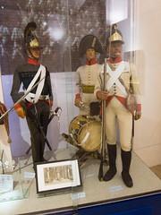 Historic Austrian uniforms