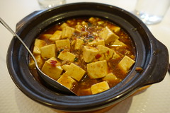 Mapo Tofu @ Resto des Amis @ Montparnasse @ Paris (*_*) Tags: paris montparnasse france europe earth city december autumn fall 2016 restodesamis chinese china food restaurant mapotofu tofu spicy rice lunch sichuan