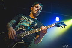 Lou Cotton (Scenes of Madness Photography) Tags: we came romans wcar man versus vs food tour soundstage baltimore maryland april 2016 live music concert nikon d3200 scenes madness photography lou cotton