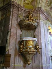 Berhida, Szent László király templom szószéke