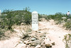 Boot Hill Tombstone AZ June 1976 (2).jpg (buddymedbery) Tags: tombstone years arizona unitedstates 1970s 1976
