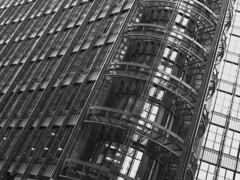 The Ring Binder (Douguerreotype) Tags: london monochrome bw uk blackandwhite british buildings mono architecture city britain urban gb england abstract