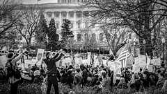 2017.01.29 Oppose Betsy DeVos Protest, Washington, DC USA 00226
