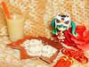 客家麻糬 / Kejia (Hakka) mashu (hongzhizhu) Tags: 客家麻糬 mochi taiwanesecuisine bubbletea bobatea dessert homemade kitchencreations mikuhatsune hatsunemiku nendoroid toys beverage