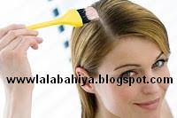 وصفة لإزالة الصبغة القديمة من الشعر دون سحب اللون (lalabahiya) Tags: وصفات طبيعية وصفة لإزالة الصبغة القديمة من الشعر دون سحب اللون