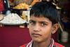 Curious Eyes (Karunyaraj) Tags: pusharfair pushkar rajasthan kid cutelook cuteexpression cuteeyes dynamiclook boy little red potrait look eyes cwc chennaiweekendclickers cwc561 nikond610 d610 nikon24120