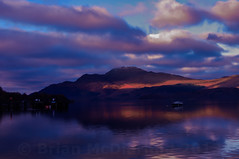 Ben Lomond (Brian Travelling) Tags: lochlomond sky landscape scotland scenery scenic outdoor beauty beautiful serene