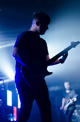 ABR53 (thetiffanysyndicate) Tags: abr augustburnsred protestthehero inheartswake squeek lights