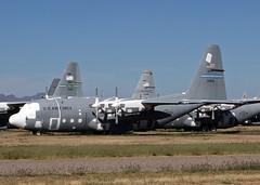 21808 Lockheed C-130E US Air Force (Keith B Pics) Tags: amarg tucson dm davismonthan keithbpics stored c130 hercules lockheed herc masdc usaf c130e 621808 21808 aireducationtrainingcommand aetc