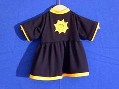 Kleid Sonnenschein (sefuer) Tags: kleid shirt hose pucksack wickeldecke tunika frühchen frühgeborene