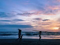 Oldman beach @ Canggu (Talita. ʅ(‾◡◝)ʃ) Tags: bali indonesia surf batubolong oldman beach canggu