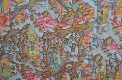 Peinture murale, Napier