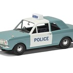 Ford Cortina Mk2 1300 De Luxe, Manchester & Salford Police, Ford Demonstration Car VA04116