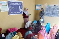 Womens Program in Afghanistan