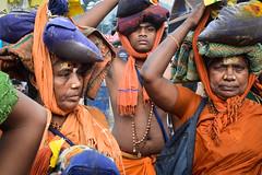 Hindu Pilgrimage to Sabarimala (Leonid Plotkin) Tags: india religious asia traditional religion kerala ritual tradition hindu hinduism rite pilgrimage pilgrim pilgrims sabarimala ayyappa erumeli lordayyappa