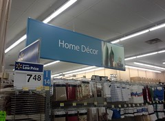 Home Dcor (l_dawg2000) Tags: old usa retail vintage mississippi store unitedstates small walmart departmentstore tiny ms 1970s iuka discountstore discountcity