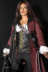 Hot Toy's Angelica (kengofett) Tags: hot female toys penelope pirates cruz figure 16 angelica