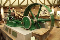 Brickworld_2015_261 (SavaTheAggie) Tags: museum texas forestry engine steam locomotive lufkin