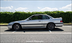 Honda Prelude BA4 3G 2.0i 16S 4WS B20A7 (Arnaud.E Photography) Tags: wheel honda four steering buddy racing 1991 p1 prelude youngtimer clup 16s 20i 4ws