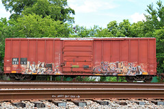 (o texano) Tags: bench graffiti texas houston trains dts sws d30 freights wyse a2m benching