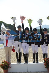 IMG_6650 (RPG PHOTOGRAPHY) Tags: children championship team young awards juniors russian riders europeans dressage 2015 vidauban