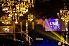 Gala POPAI Awards Paris 2015 - La Cérémonie