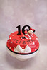 Mickie Mouse Cake (toertlifee) Tags: kindertorten geburtstagstorte birthdaycake geburtstag kinder kids cake torte happybirthday kindertorte törtlifee dotted gepunktet mickie maus rot disney weiss red white mädchen girl