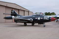 F9F Panther (AndySmo) Tags: warbirds addisontx cavanaughflightmuseum f9fpanther