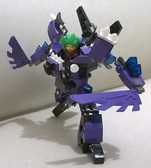 4 (ezrawibowo) Tags: robot lego scifi build mecha mech alternate moc mixels