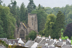 Day 214-365 (mpw1421) Tags: trees church scotland nikon worship rooftops cathedral perthshire 365 dunkeld day214 d60 day214365 365the2015edition 3652015 2aug15