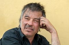 Gustaf Broms (Poupetta) Tags: portrait helsinki artist performer gustafbroms
