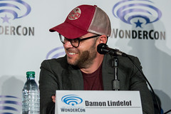 Damon Lindelof (iDominick) Tags: wondercon 2016 losangeles la panel showrunners damonlindelof