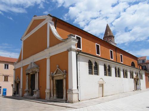 Zára, Szent Simon-templom