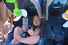 FoodAndWine2016-0001 (awinner) Tags: 2016 baby epcot epcotinternationalfoodwinefestival fan lakebuenavistaflorida october2016 october22nd2016 parkershipman stroller waterbottle