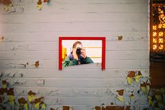 Redford High School, Detroit, MI (Thomas Hawk) Tags: america detroit detroitpublicschools michigan redfordhighschool thomashawk usa unitedstates unitedstatesofamerica abandoned highschool school selfportrait fav10 fav25