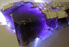 Fluorite (quarry near Cave-in-Rock, Illinois, USA) 4 (James St. John) Tags: fluorite halide halides mineral minerals calcium fluoride fluorine mississippi valley type deposit illinois kentucky fluorspar district caveinrock cave rock