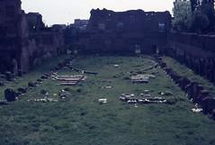 1982 04 03 Lazio - Roma - Fori Imperiali_023 (william.ferrari1956) Tags: foriimperiali lazio roma