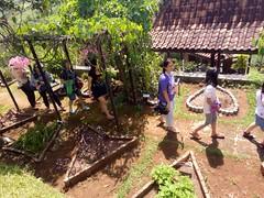 Kunjungan Kompepar Desa Ciburial