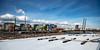 Ruoholahti (Jori Samonen) Tags: marina pier snow ice breakwater building bridge sky cloud ruoholahti jätkäsaari helsinki finland water nikon d3200 1603000 mm f3563