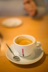 Coffee - IMG_7290 (Nicola since 1972) Tags: caffe americanocoffee coffee kimbo teaspoon