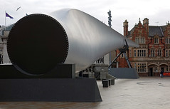 The Blade (Camperman64) Tags: hull eastyorkshire cityofculture hull2017 blade windturbine sculpture siemens