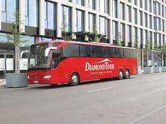 DSCN7987 DIAMOND TOUR, Praha 10 - Hostivař 3AZ 8544 (Skillsbus) Tags: buses coaches czechrepublic mercedes tourismo diamondtour