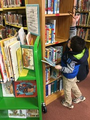 Take Your Child - Library Day 20