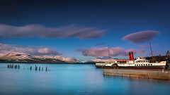 The Maid Of The Loch (Adam West Photography) Tags: adamwest beauty dubh lake landscape loch lomond mountains nature scotland trossachs uk water winter glacial snow