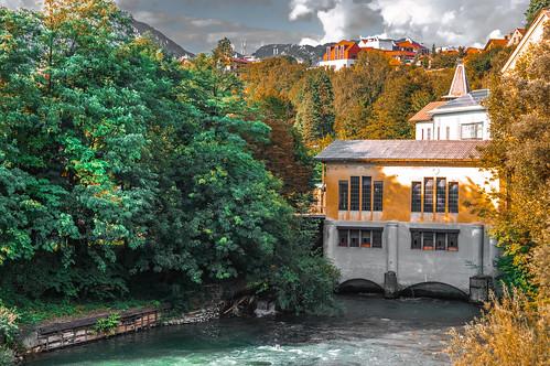 Kranj - on Sava river