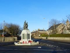 Fraserburgh War Memorial, Fraserburgh, Aberdeenshire, Jan 2017, Explored (allanmaciver) Tags: fraserburgh war memorial 1914 1918 1939 1945 lestweforget remember sacrifice names soldiers town entrance exit style light wreath allanmaciver aberdeenshire north east