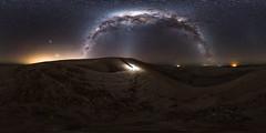Lancelin Sand Dunes (ASTRORDINARY) Tags: astrophotography astronomy astro astrordinary paeanng paean milkyway photosphere vr virtualreality 360 nikon sigma gigapan sand sanddunes lancelin perth australia westernaustralia wa stars starscape stargazing night nightscape nightsky